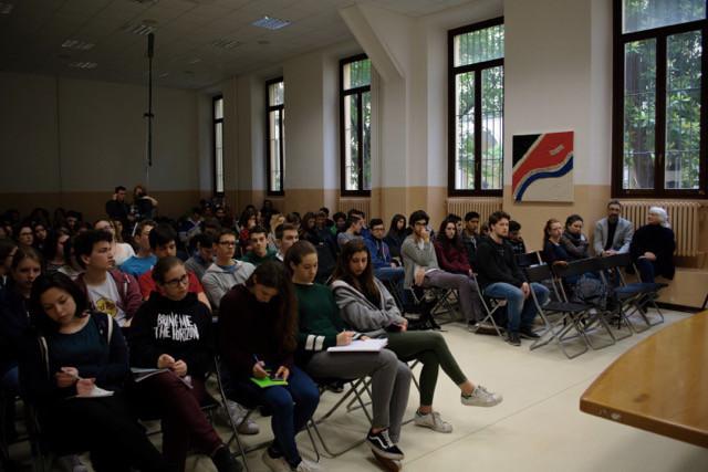 """Studenti del """"Tito Livio"""""""