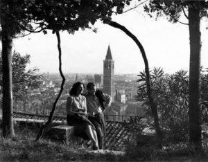 renata Tebaldi e Nicola Rossi Lemeni, Verona 1947
