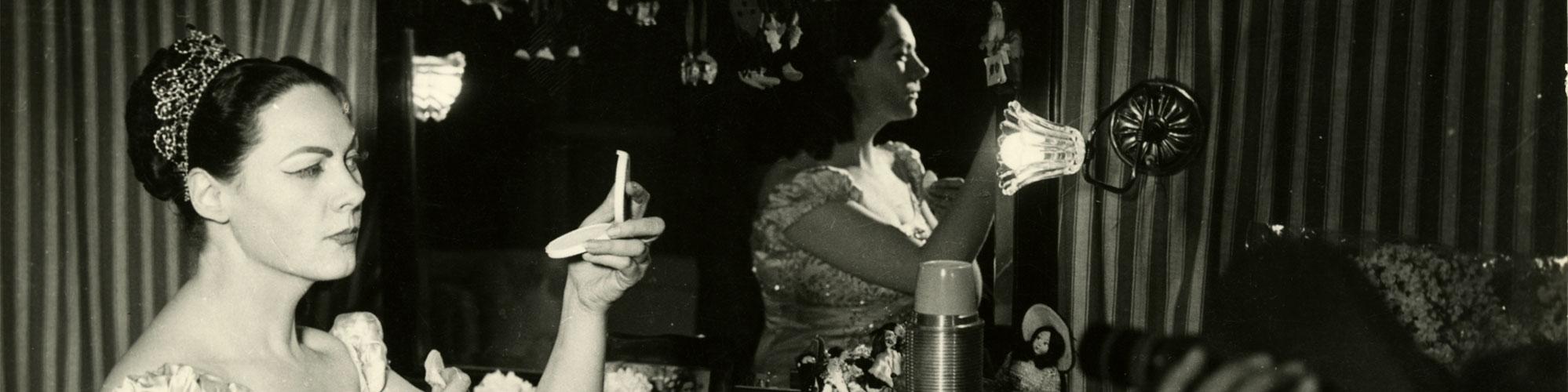 Renata Tebaldi, Tosca, Napoli 1958