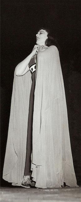 Giulio Cesare, Pompei 1950