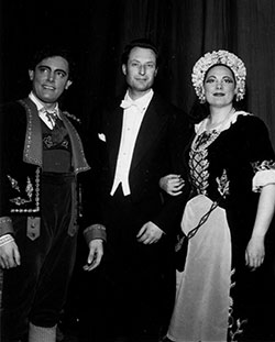 La Wally con Giulini e Del Monaco
